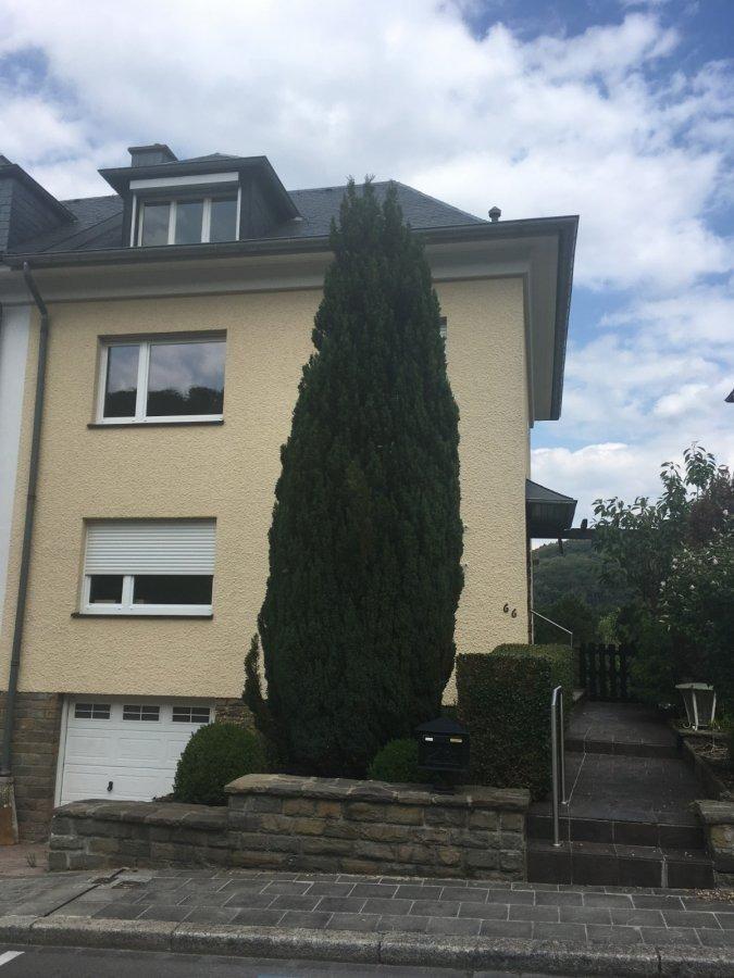 Haus zu vermieten 3 Schlafzimmer in Luxembourg-Beggen