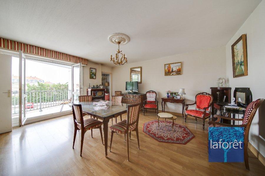 acheter appartement 6 pièces 117.35 m² vandoeuvre-lès-nancy photo 1