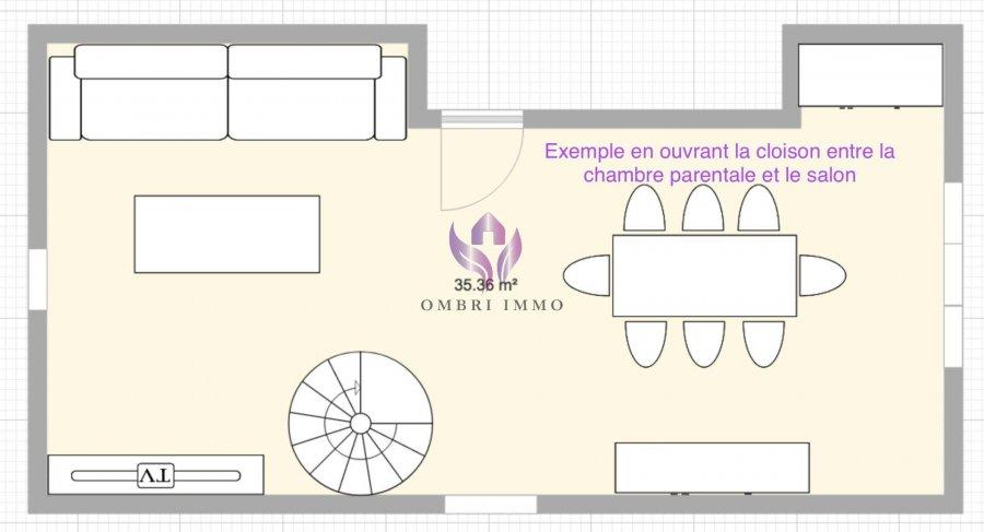 acheter duplex 3 chambres 100 m² dudelange photo 3