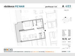 Penthouse à vendre 1 Chambre à Luxembourg-Gasperich - Réf. 4847333