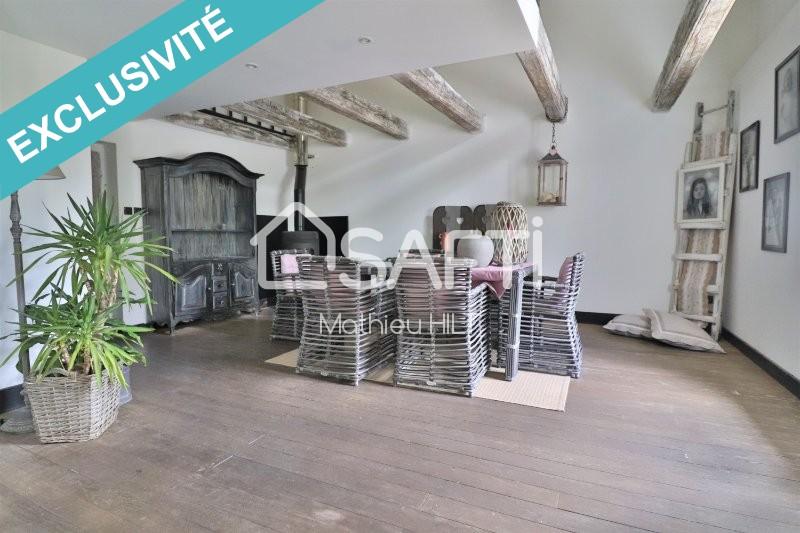 acheter maison 5 pièces 231 m² audun-le-roman photo 1