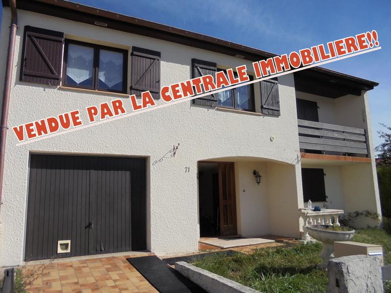 Maison individuelle à vendre F7 à Montois-la-Montagne
