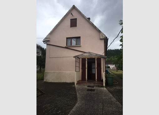 Vente maison individuelle f5 falck moselle r f 5327077 for Vente maison individuelle moselle