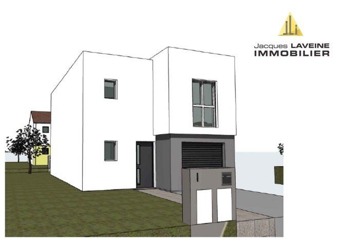 acheter maison 4 pièces 96.85 m² woippy photo 1
