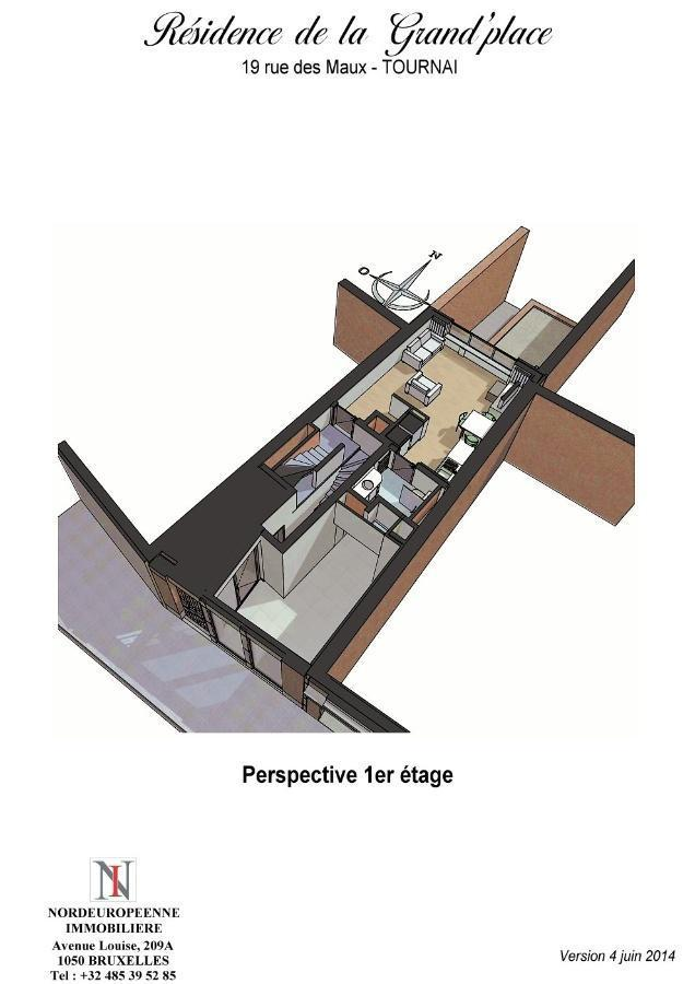acheter appartement 1 pièce 33.07 m² lille photo 2