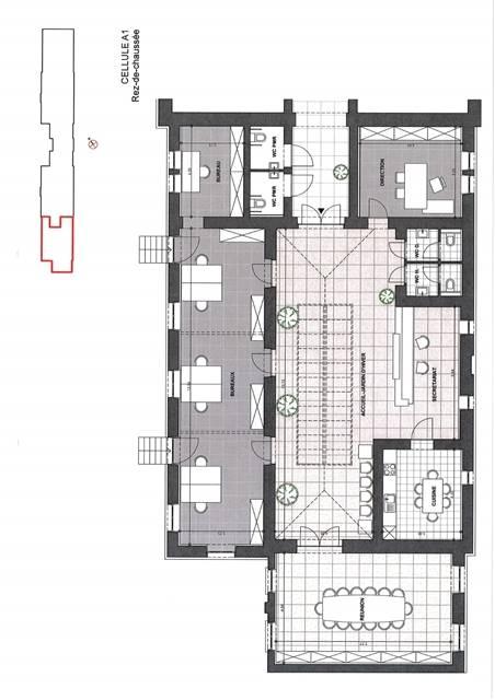 büro kaufen 0 zimmer 269 m² arlon foto 1