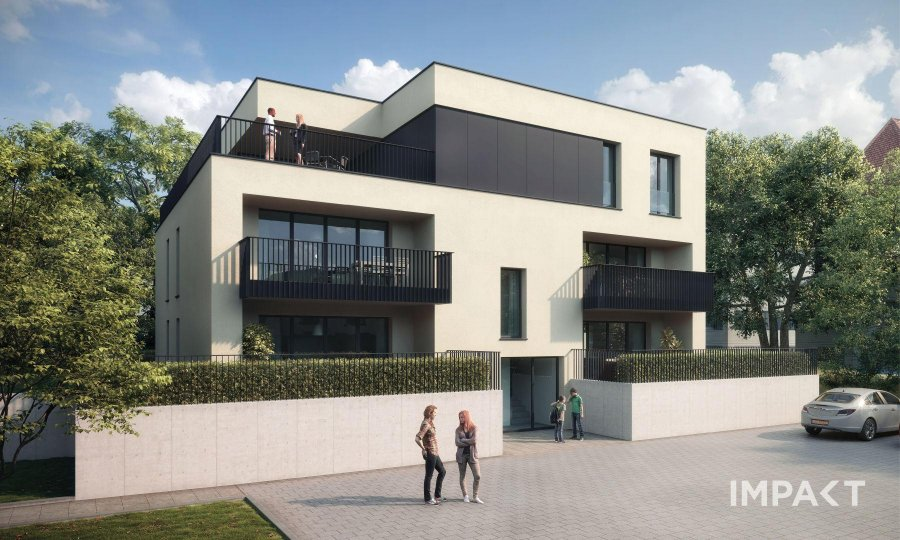 apartment block for buy 0 bedroom 85.6 to 141.33 m² bertrange photo 1