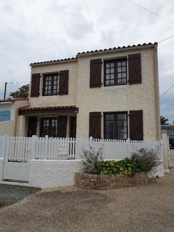 acheter maison 4 pièces 84 m² la tranche-sur-mer photo 1