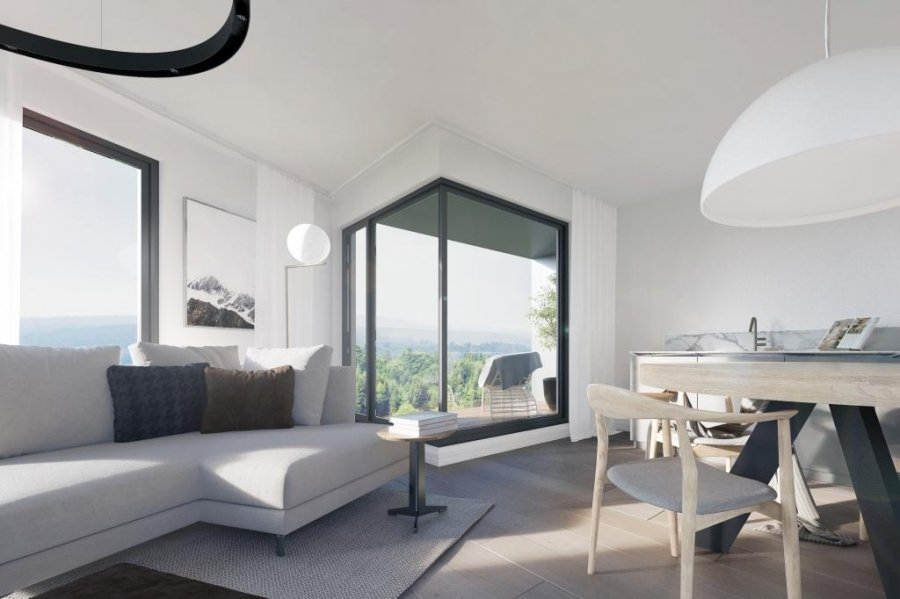 acheter appartement 1 chambre 56.8 m² luxembourg photo 6