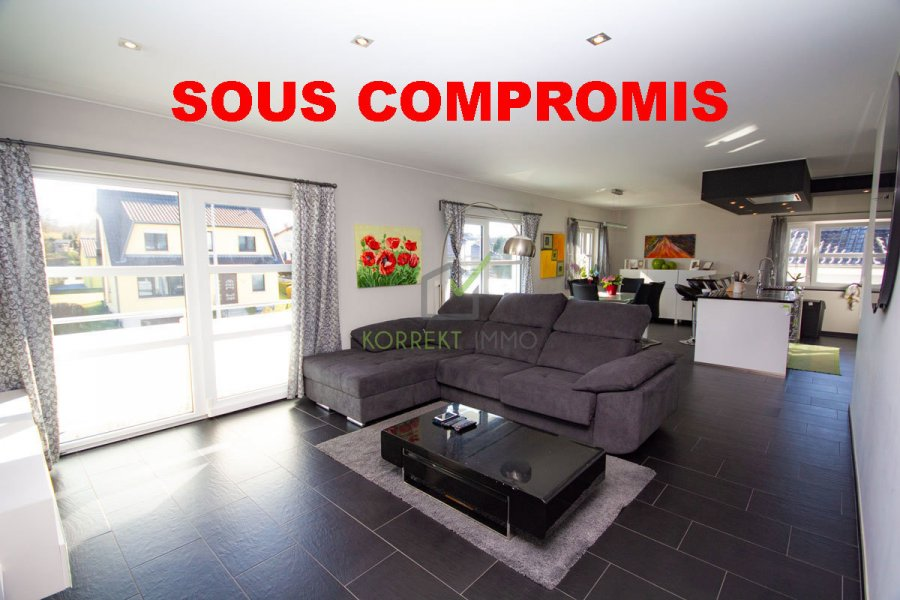 acheter appartement 3 chambres 122 m² bettembourg photo 1