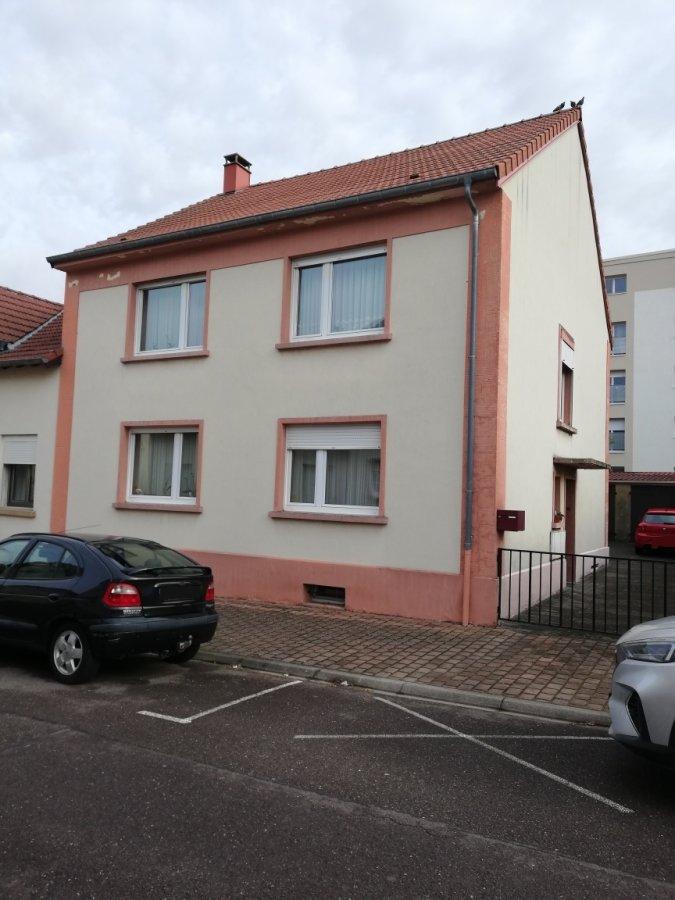 Maison à vendre F7 à Freyming-Merlebach