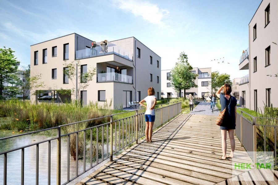 acheter penthouse 3 chambres 107 m² mertert photo 2