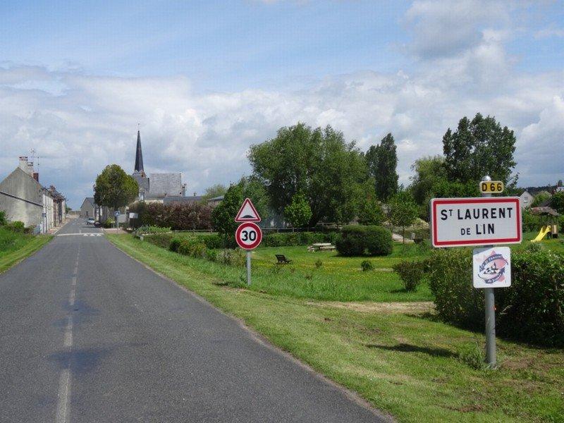 Terrain non constructible à vendre à Saint laurent de lin