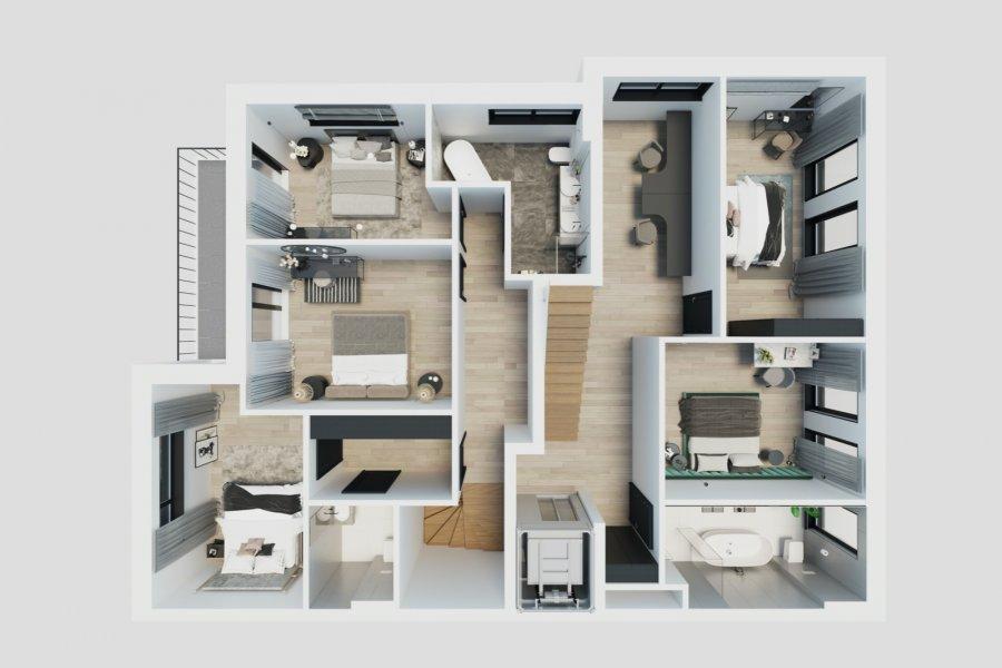 Appartement à vendre 3 chambres à Pontpierre