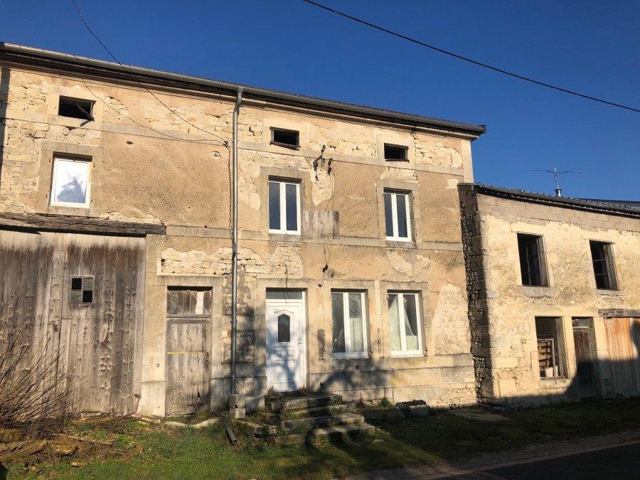 Maison à vendre F8 à Marson-sur-Barboure