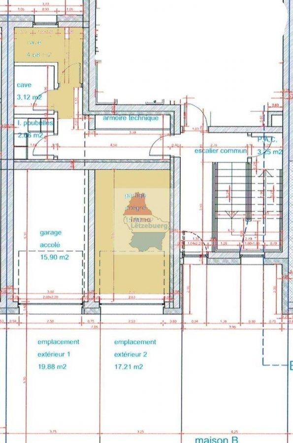 apartment for buy 2 bedrooms 73.46 m² hosingen photo 2