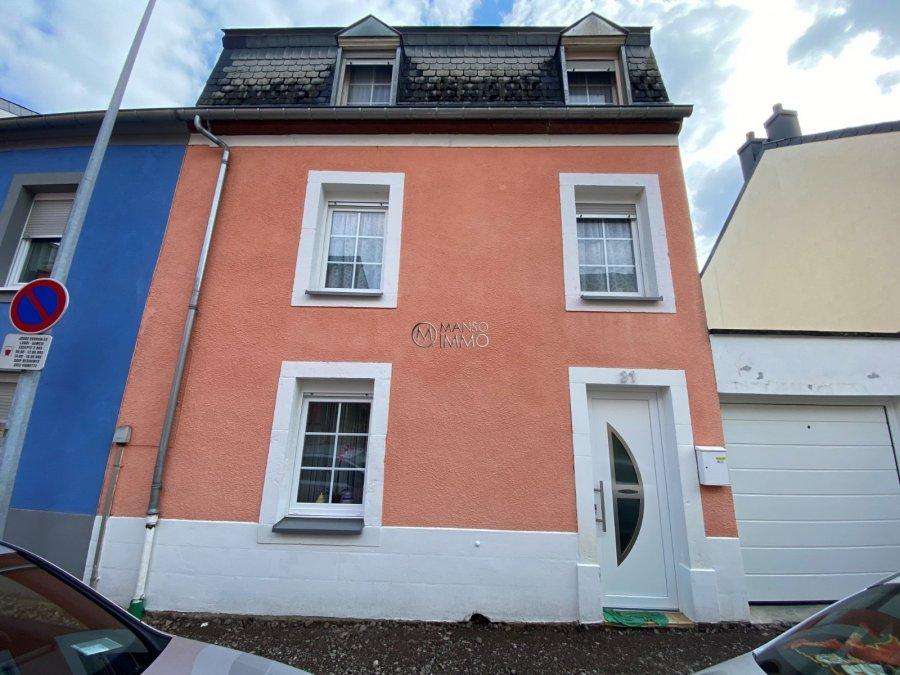 Maison à vendre Dudelange