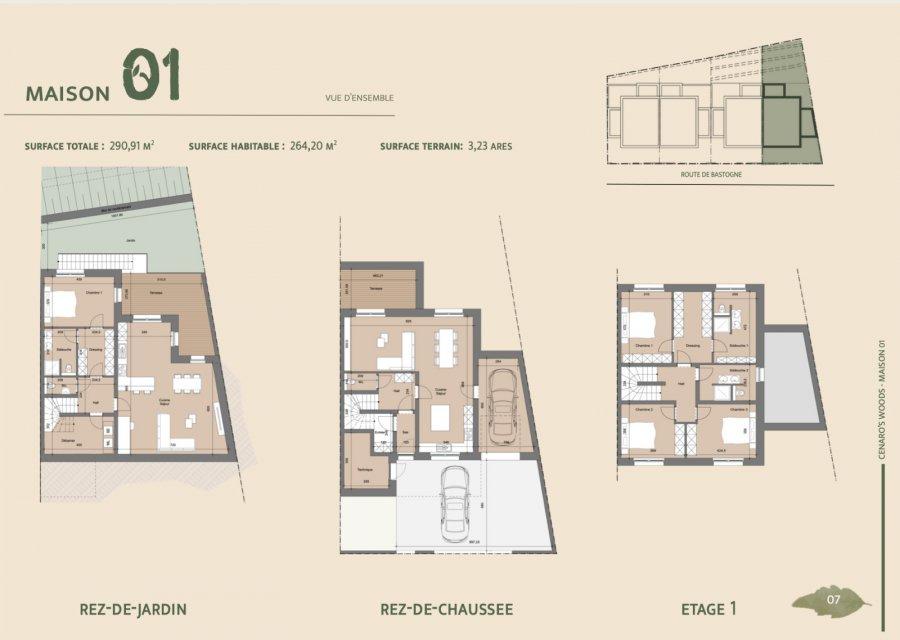 acheter maison jumelée 4 chambres 290.91 m² wiltz photo 3