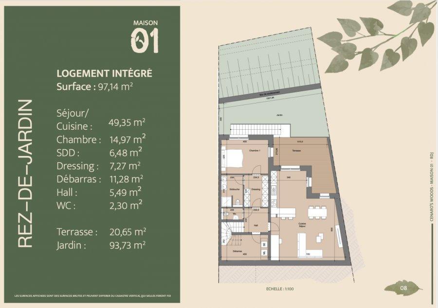 acheter maison jumelée 4 chambres 290.91 m² wiltz photo 4