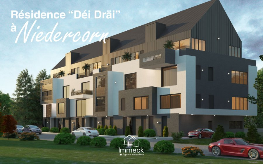 acheter appartement 1 chambre 77.24 m² niederkorn photo 2