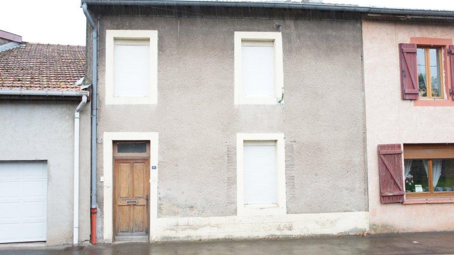 acheter maison mitoyenne 8 pièces 165 m² bouligny photo 1