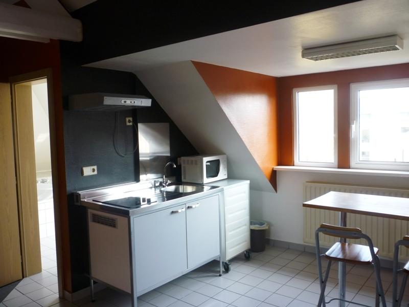 flat for rent 0 bedroom 45 m² strassen photo 4