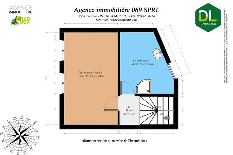 acheter maison 0 pièce 94 m² tournai photo 7