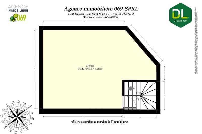 acheter maison 0 pièce 94 m² tournai photo 6