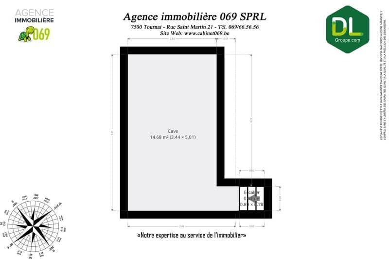 acheter maison 0 pièce 94 m² tournai photo 3