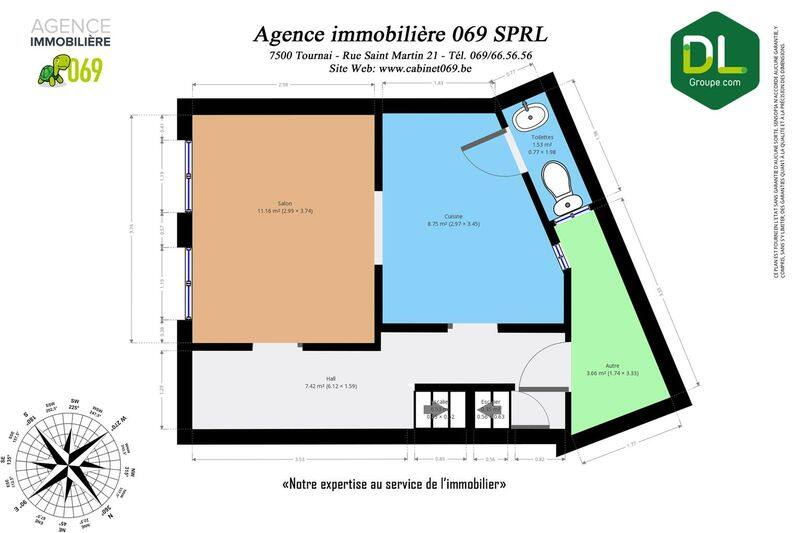 acheter maison 0 pièce 94 m² tournai photo 5