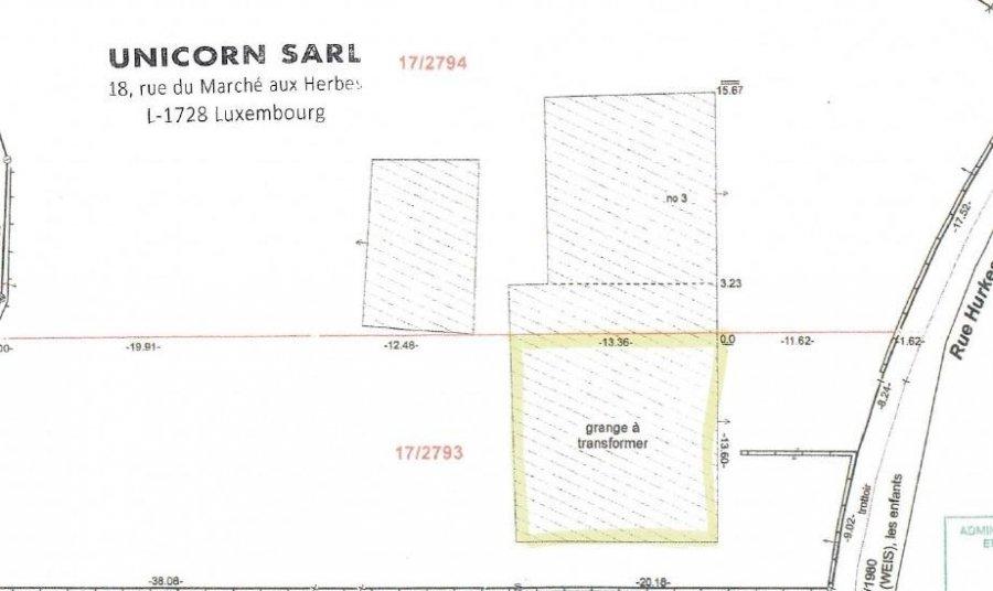 acheter maison individuelle 0 chambre 300 m² beringen (mersch) photo 4