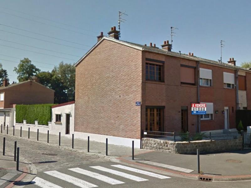 Maison individuelle en vente auby 100 m 147 500 for Acheter maison individuelle nord