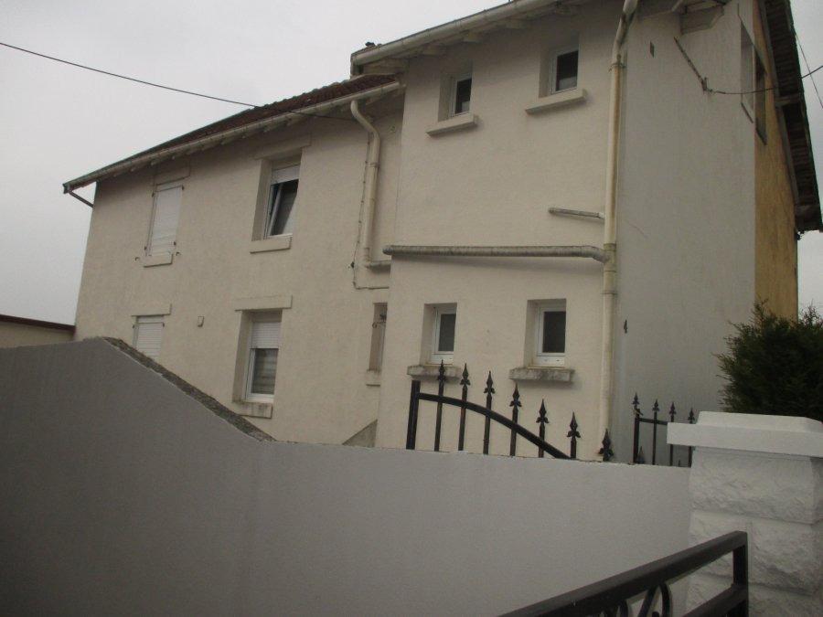 Maison jumelée à vendre F4 à Audun-le-Roman
