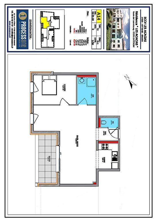 acheter appartement 2 pièces 57.09 m² cattenom photo 1