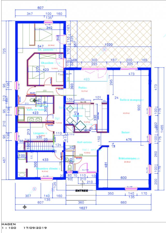 acheter maison individuelle 9 pièces 270 m² hagen photo 6