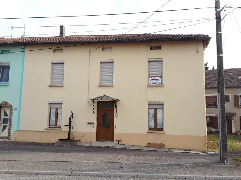 Maison à vendre F7 à Remilly