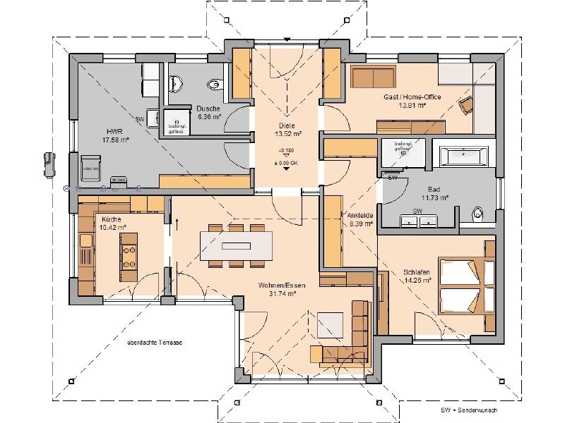 haus kaufen 3 zimmer 128 m² perl foto 3