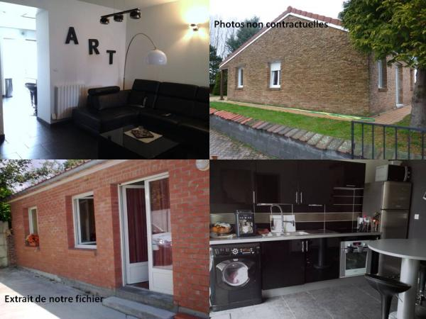 Maison individuelle louer bully les mines 0 m 400 for Acheter maison douai