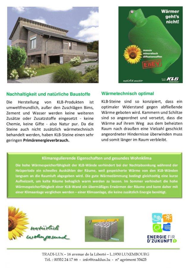acheter maison individuelle 3 chambres 135 m² wincrange photo 5