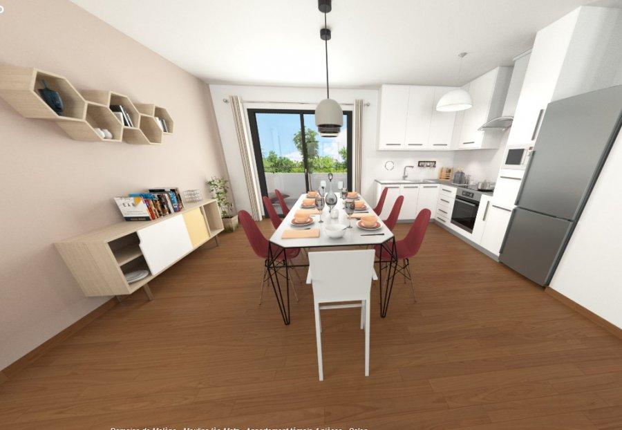 acheter appartement 2 pièces 44.67 m² moulins-lès-metz photo 5