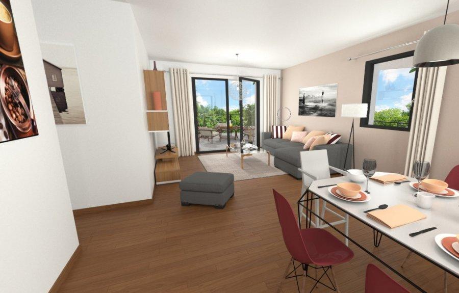 acheter appartement 2 pièces 44.67 m² moulins-lès-metz photo 2