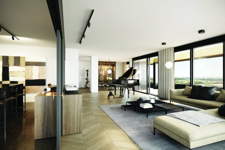 apartment for buy 1 bedroom 47.9 m² luxembourg photo 4