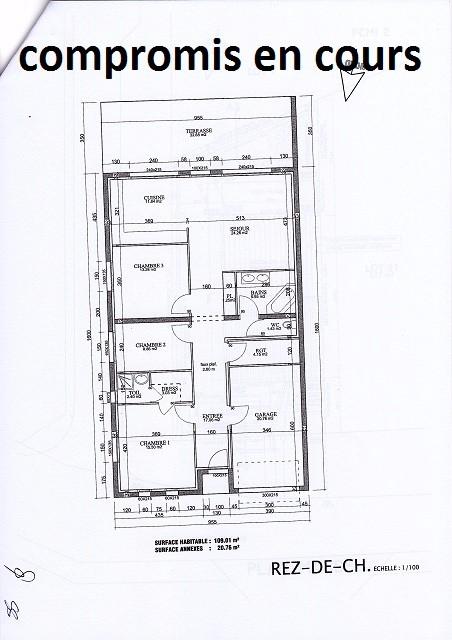 Maison à vendre F5 à Ritzing