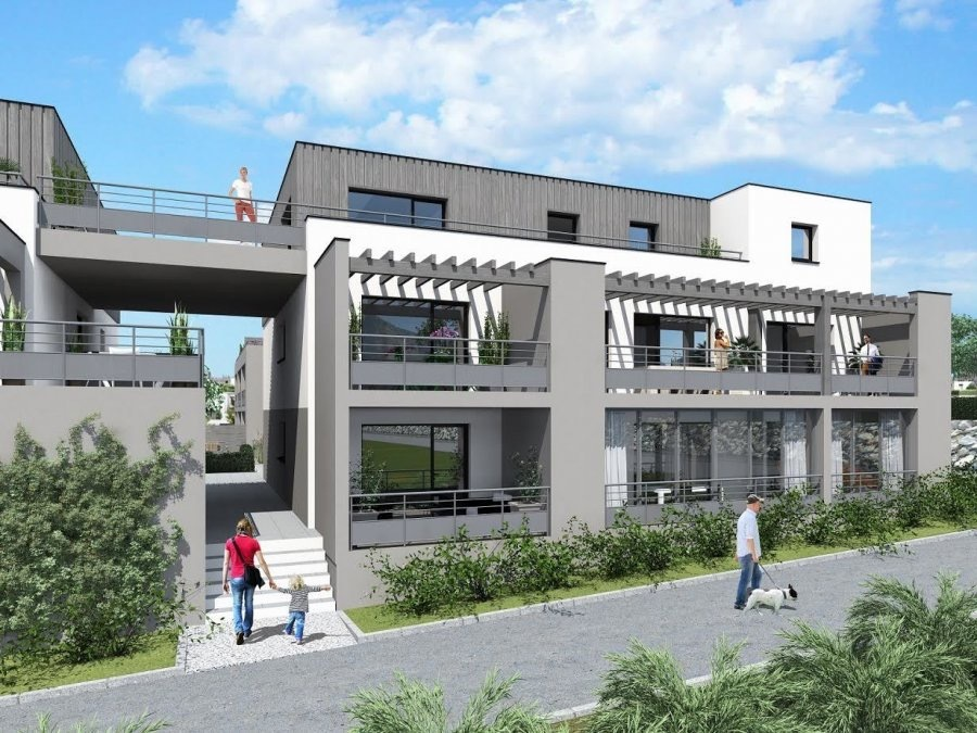 Appartement à louer F3 à Metz-Queuleu