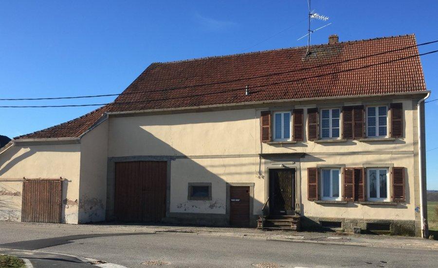 Maison à vendre F5 à Adamswiller