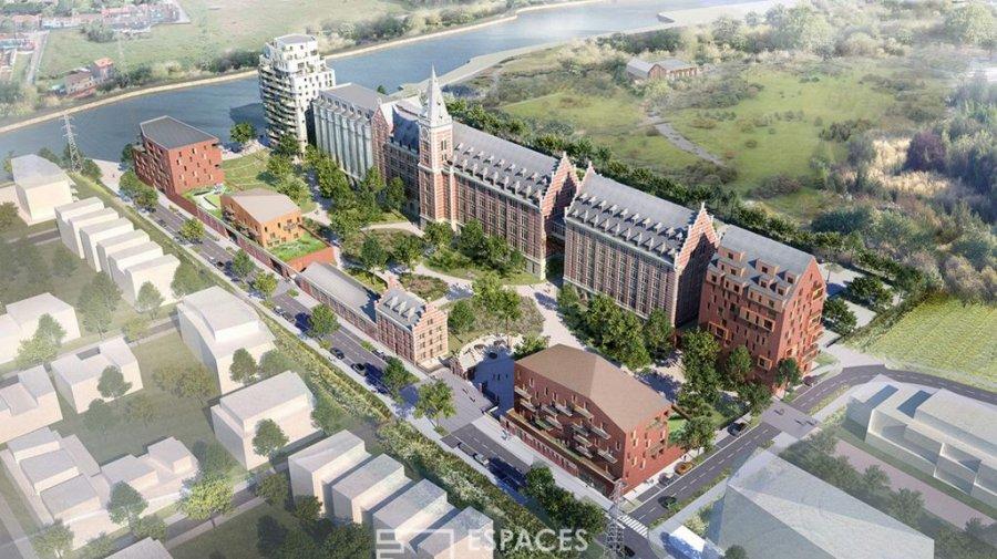 acheter appartement 2 pièces 65.94 m² marquette-lez-lille photo 3