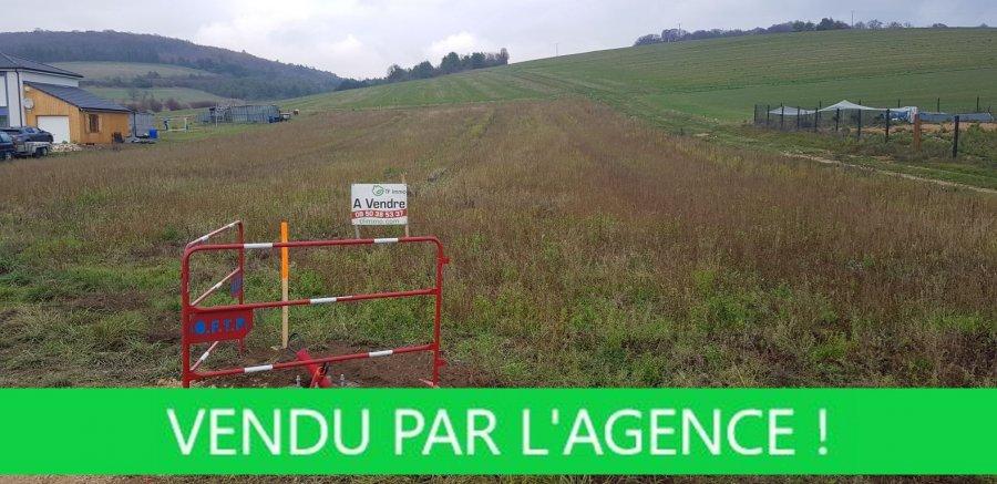 Terrain constructible à vendre à Gibeaumeix