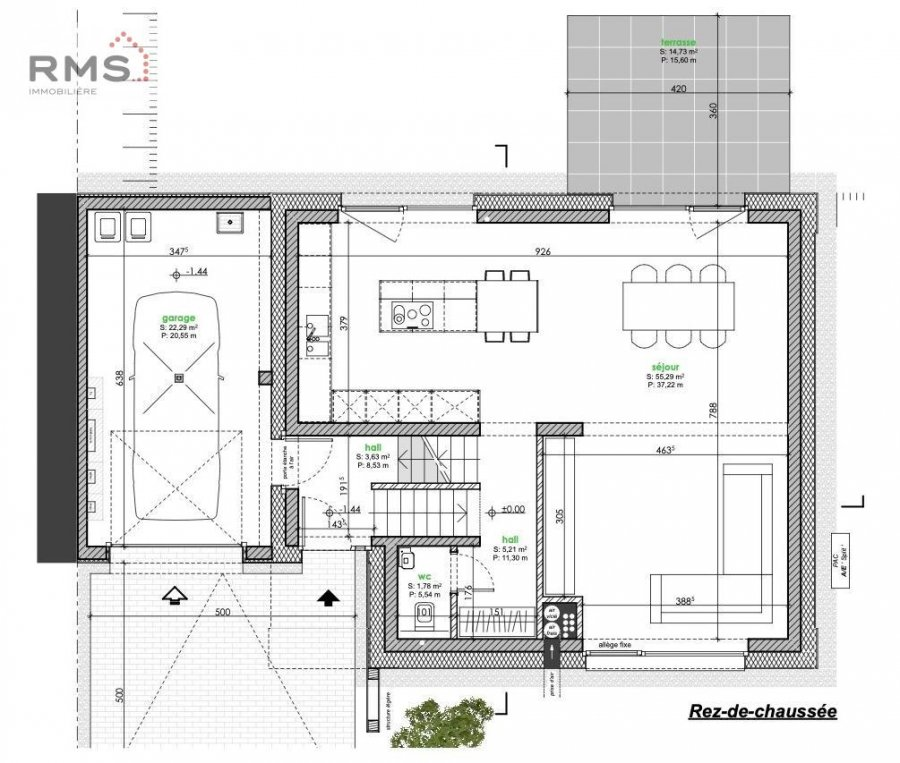house for buy 3 bedrooms 141 m² berbourg photo 5