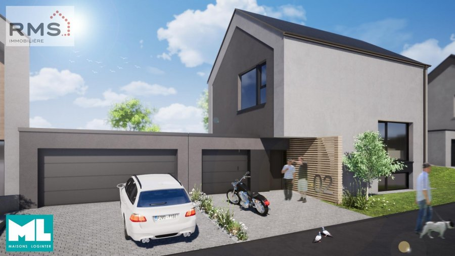 house for buy 3 bedrooms 141 m² berbourg photo 1