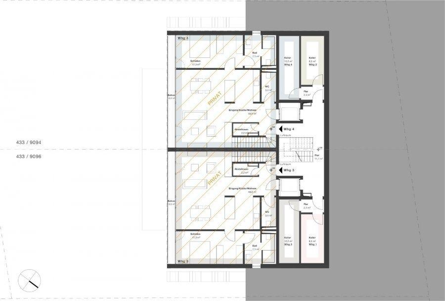 acheter penthouse 4 chambres 145 m² wasserbillig photo 7
